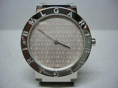 ブルガリ 美品 ブルガリブルガリ BB33SS  ロゴ  時計