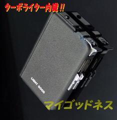 ☆激安!!☆ タバコケース ターボライター内臓 シガレットケース
