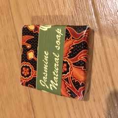 バリ島 ナチュラルアロマ石鹸 ジャスミン