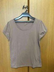 ブラウン 半袖 Tシャツ