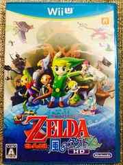 ゼルダの伝説 風のタクトHD WiiU