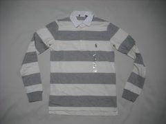 ow172 女 RALPH LAUREN ラルフローレン ラガーシャツ Sサイズ