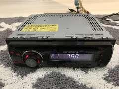カロッツェリア DEH-340 CD CD-R/RW AUX CDプレーヤー