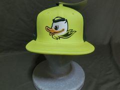 激レア USカレッジ Nike製DRY FIT【OREGON DUCKS】刺繍CAP