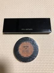 新品 Shu Uemura ・NYX アイシャドウ