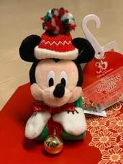 ミッキーぬいぐるみバンド2018クリスマス