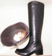あしながおじさん新品ロング ブーツ本革500341BL23.5