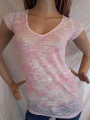 CLASS  透け素材 Tシャツ ピンク