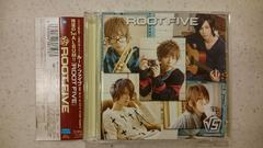 ROOT FIVE「ROOT FIVE」初回DVD+帯付/√5