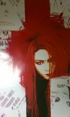 X JAPAN hide ポスター 1994 HIDE YOUR FACE