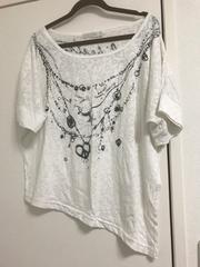 ビッグTシャツ m