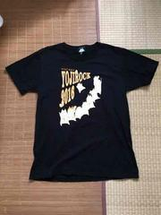 mintneko・ヨジロックフェス2016限定Tシャツ。ブラック