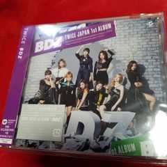 TWICE☆『BDZ(ONCEJAPAN限定盤)』トレカ、シリアル無