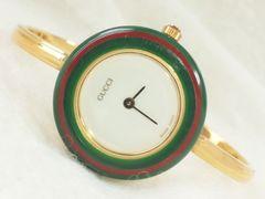 5175/GUCCIグッチ★定価15万円11/12.2変えベゼル付レディース腕時計