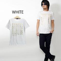 メール便送料無料【DELTA】Tシャツ70676新品白金L