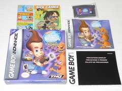 GBA★JIMMY NEUTRON ATTACK OF THE TWONKIES 海外版