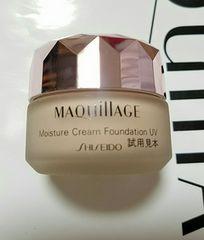 マキアージュ モイスチャークリームファンデーション オークル00
