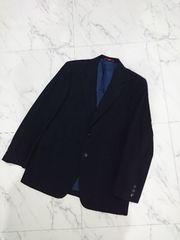 DURBAN ダーバン スーツ 紺 W82