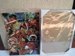 新品☆ワンピース(one-piece)エース、チョッパー、ルフィ他3Dポスター額付再々値下