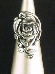 〓超素敵〓〓〓薔薇デザインリング〓11〜12号〓〓〓