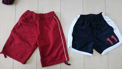 半ズボン。80サイズ。2枚セット。男の子