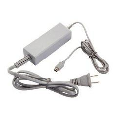 Wii U GamePad ゲームパッド 充電 ACアダプターb