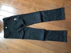ラッドカスタム  黒パンツ 120