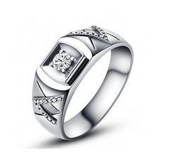 特A品 3.0ct ★送料無料★ ダイアモンド リング 婚約指輪 新品