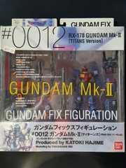 ☆バンダイ ガンダムフィックスフィギュレーション #0012 ガンダムMk-�U