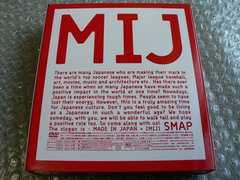 SMAP 『Live MIJ』初回限定盤【3枚組DVD】フォトカード付/他出品