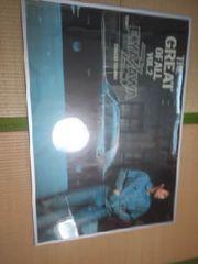 矢沢永吉グレートオブオール2B1サイズ特典ポスター