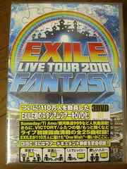 EXILE LIVE TOUR  2010  FANTASY  DVD 3枚組