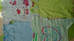 120女の子Tシャツまとめ売り