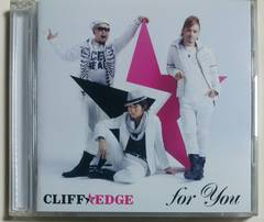 (CD+DVD)CLIFF EDGE/クリフエッジ☆for You★アルバム♪即決アリ♪
