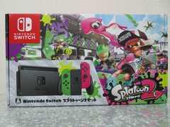 Nintendo Switchスプラトゥーン2 本体同封版