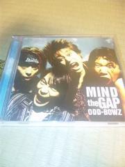 CD:横道坊主/MIND the GAP