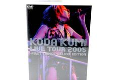 DVD・倖田來未 TOUR 2005 ~first things