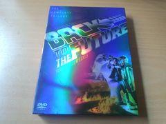 DVD「バック・トゥ・ザ・フューチャー トリロジーBOXセット」●