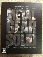 メタルギアソリッド レガシーコレクション 美品 PS3