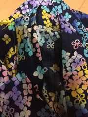 紫陽花 浴衣 新品