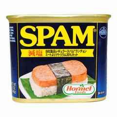 激安即決 スパム 減塩ポーク 65缶