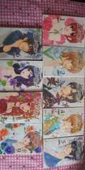 花になれっ!全9巻セット/宮城理子