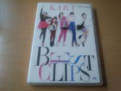 Kara DVD「KARA BEST CLIPS」通常盤 韓国K-POP●
