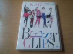 Kara DVD「KARA BEST CLIPS」通常盤 韓国K-POP●
