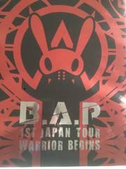 激安!超レア!☆B.A.P/1stJAPANTOUR☆初回盤DVD2枚+写真集☆美品