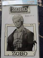 ☆デコレーション用アイロン転写シート☆ゾロ