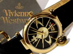 【専用箱】1スタ★ヴィヴィアン・ウエストウッド スイス製 腕時計