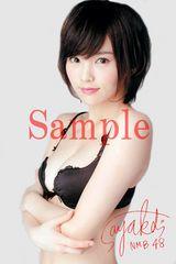 【送料無料】NMB48 山本彩 写真5枚セット<サイン入> 02