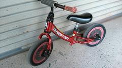 中古 キッズバイク A-SEATER ペダルなし自転車