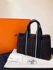 1円 ◆正規品◆良品◆箱 保存袋有り エルメス トロカホリ バッグ